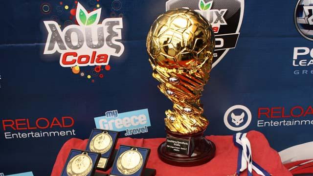 Outsider ο νικητής του φετινού Loux Cola Pro Series