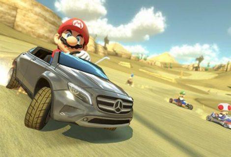 Το Mercedes Benz GLA έρχεται με DLC στο Mario Kart 8