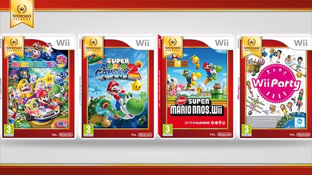 Τέσσερις ακόμη τίτλοι προστίθενται στο Nintendo Selects