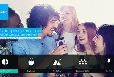Το SingStar έρχεται στο PS4 και μετατρέπει το κινητό σου σε μικρόφωνο!