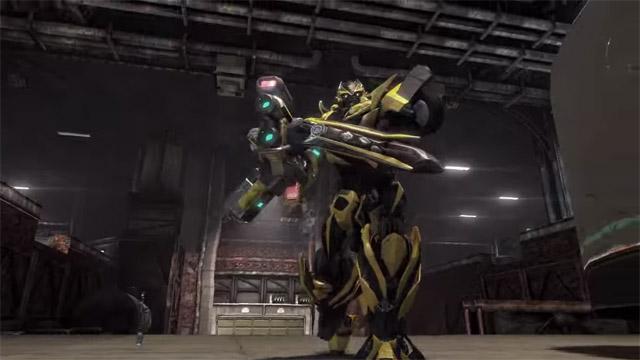 Πρώτο gameplay του Transformers: Rise of the Dark Spark