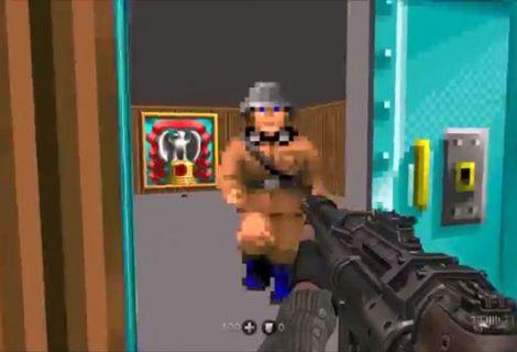 Το… ρετρό Easter egg του Wolfenstein που θα σε πάει πίσω στα 90s!