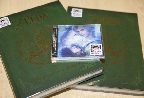 Οι τυχεροί του διαγωνισμού Zelda και Final Fantasy X