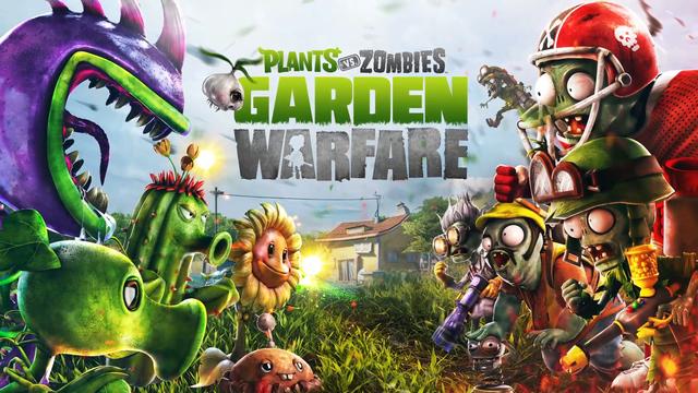Plants vs. Zombies: Garden Warfare. Κυκλοφορεί πλέον και στα PC!