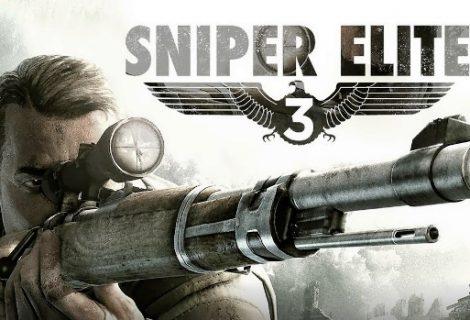 Sniper Elite 3. Εκλάπησαν 7.050 Steam keys του παιχνιδιού!