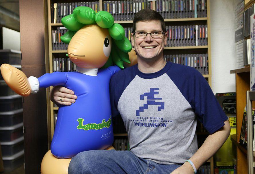 Η μεγαλύτερη video games συλλογή στον κόσμο πωλήθηκε για… 750.000$!