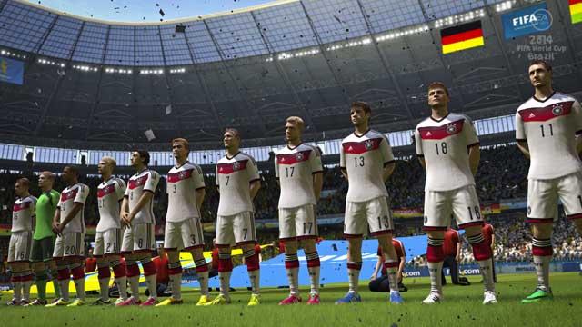 Η EA προβλέπει πως η Γερμανία θα πάρει φέτος το Μουντιάλ!