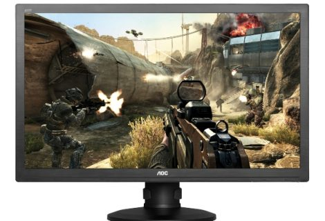 AOC g2770Pqu. Mία οθόνη αυστηρά για gaming!