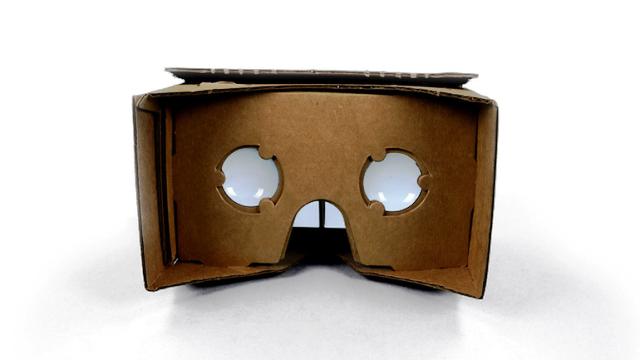 Google Cardboard. Μία εναλλακτική (χάρτινη) VR πρόταση!
