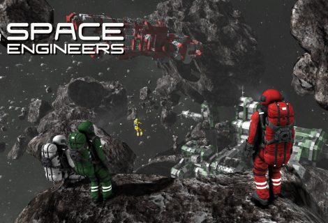 Πρώτη επαφή με τους Space Engineers