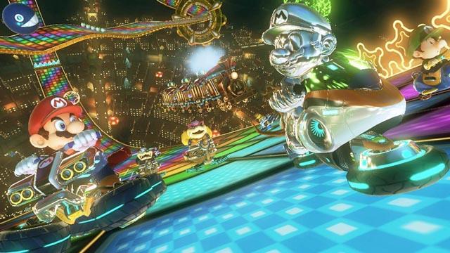 Το Mario Kart 8 εκτοξεύει τις πωλήσεις του Wii U κατά 666%