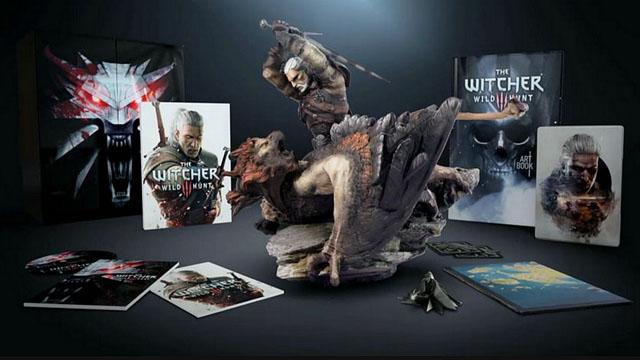 The Witcher 3: Συλλεκτική έκδοση και ημερομηνία κυκλοφορίας