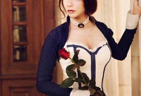 H Irene Astral μιλάει για το εκπληκτικό Elizabeth cosplay της!