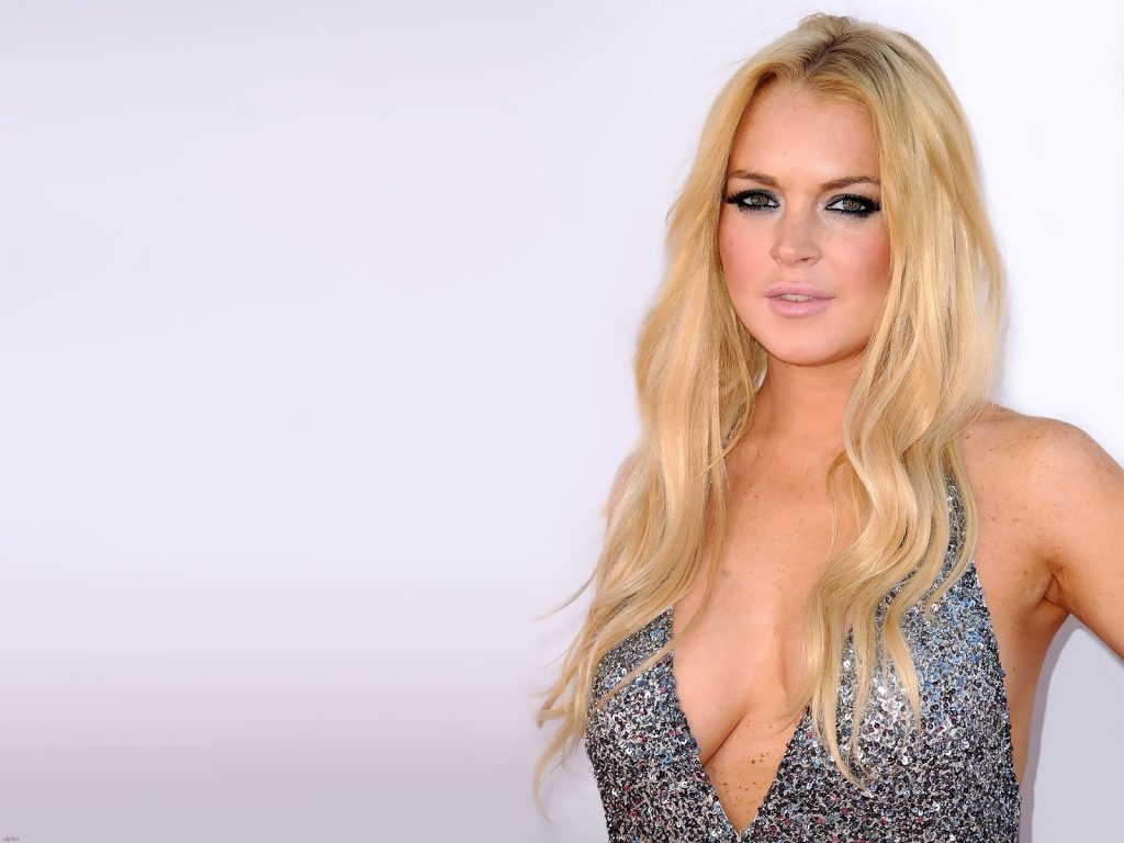 Rockstar Lindsay Lohan
