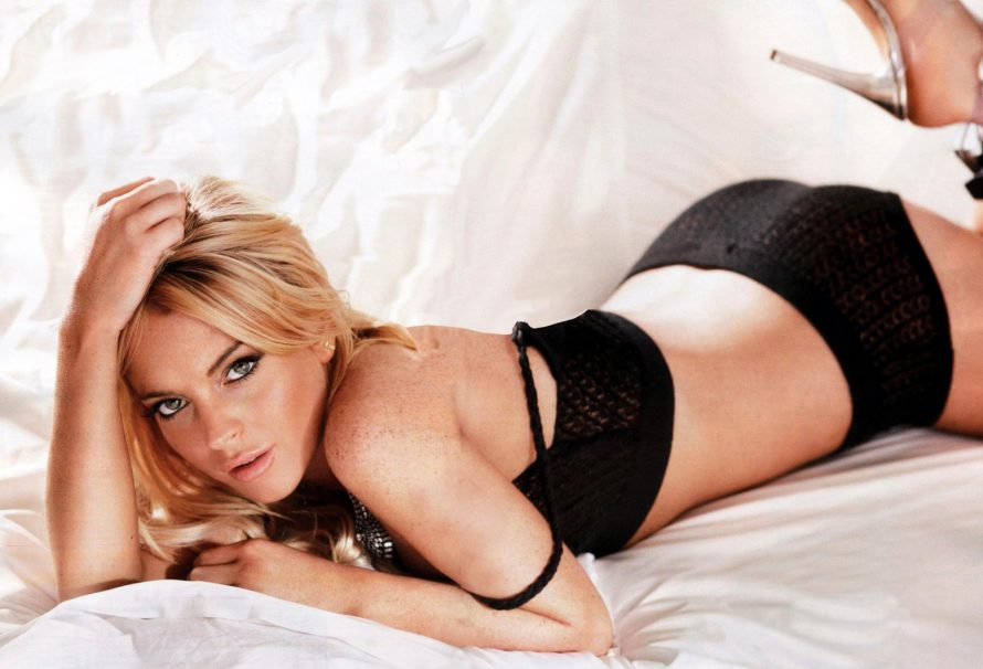 H Lindsay Lohan μηνύει την Rockstar Games για το GTA V!