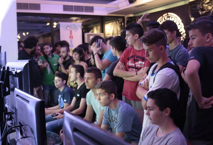 Iστορίες από το Gameathlon 2014