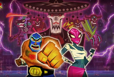 Guacamelee! Super Turbo Championship Edition