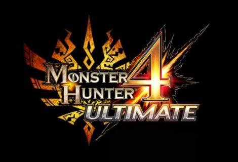 Monster Hunter 4 Ultimate. Κυκλοφορεί τον Οκτώβριο στην Ιαπωνία!