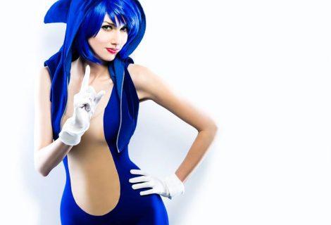 Sexy Sonic cosplay! Ανακαλύπτοντας τη sexy πλευρά του γνωστού ήρωα!