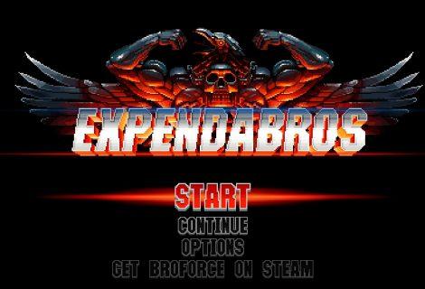 Τι παίζει με το Expendabros;