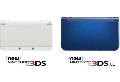 H Nintendo επανασχεδιάζει το Nintendo 3DS και 3DS XL!