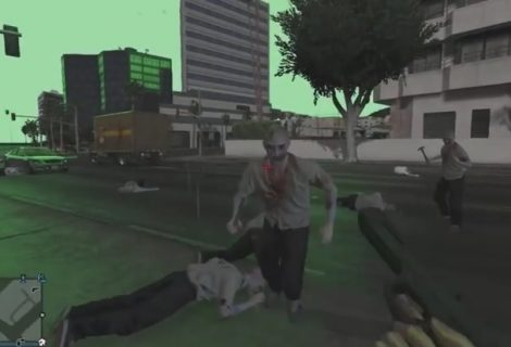 Mod με ζόμπι στο GTA Online!