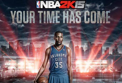 NBA 2K15. Κυκλοφόρησε νέο gameplay trailer που... σκοράρει (video)!
