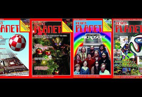 Retro Planet: Το επόμενο επίπεδο των fanzines.