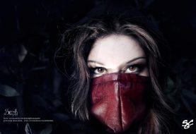 Η Irene Astral σε cosplay της Astrid (Skyrim)