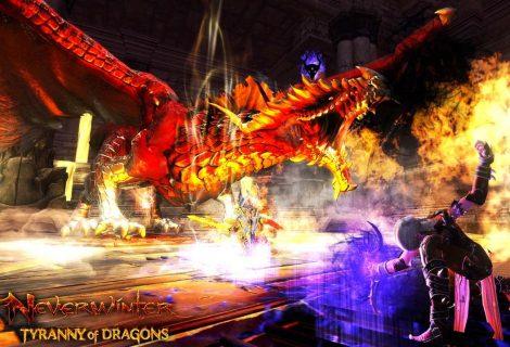 To Tyranny of Dragons σαρώνει το Neverwinter!