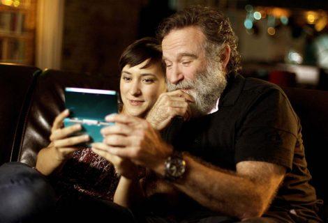 R.I.P. Robin Williams - survived by... Zelda