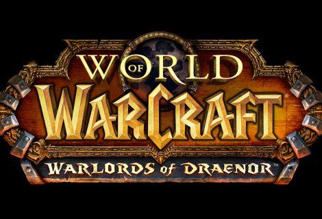 Στα 10 εκατ. φτάνουν οι users του WoW μετά το launch του Warlords of Draenor!