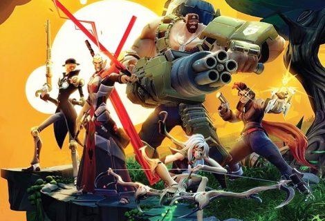Πρώτη ματιά στο gameplay του Battleborn!