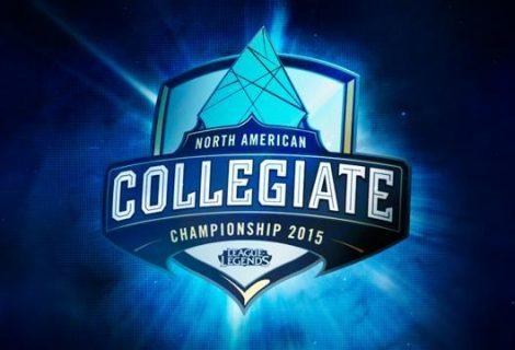 Αρχίζει το League of Legends Collegiate Championship!