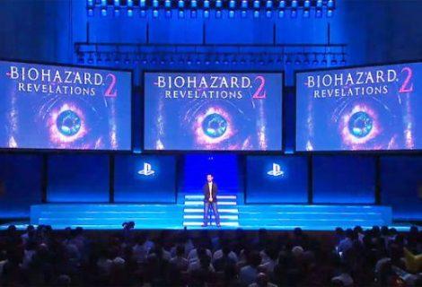 H Capcom ανακοίνωσε το Resident Evil: Revelations 2!