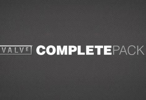 Valve Complete Pack. Όλοι οι τίτλοι της Valve με τιμή μόνο 24$!
