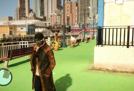 Απίθανο mod φέρνει τον κόσμο του Watch Dogs στο GTA IV (video)!