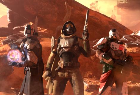 H Bungie ξεκίνησε την ανάπτυξη του Destiny 2!