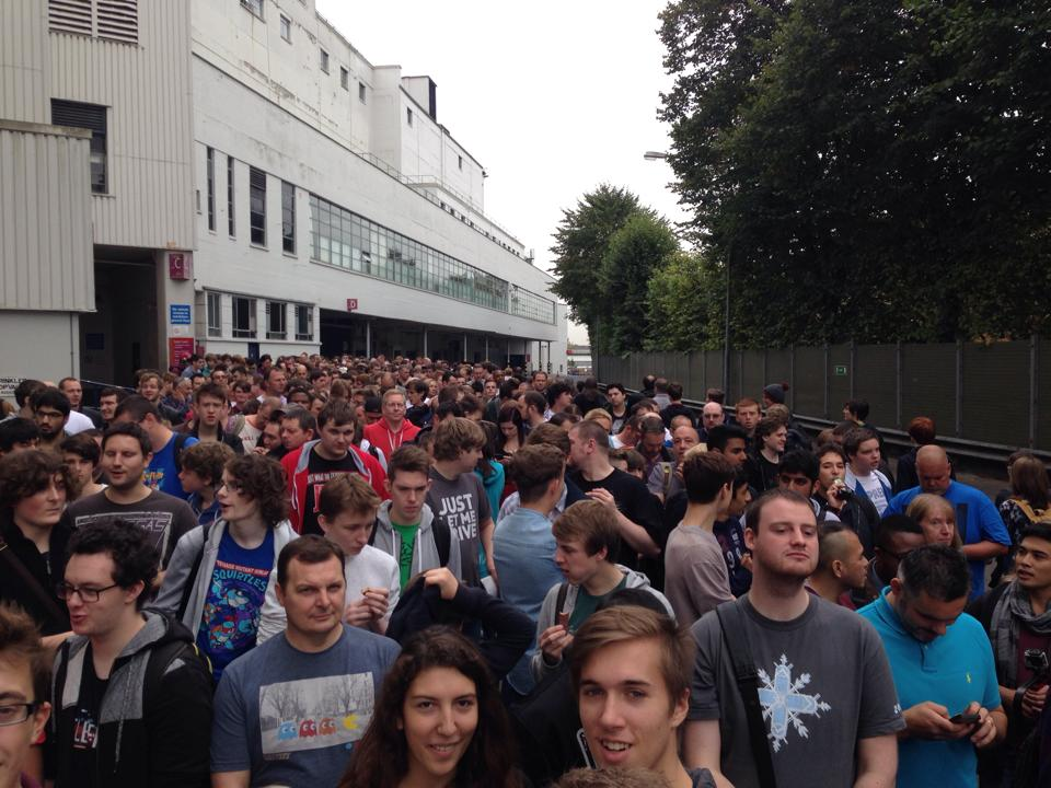 egx crowd