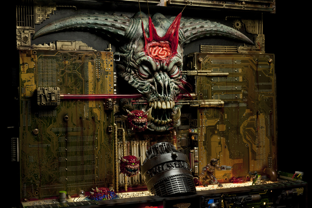 Doom II Sculpture_1