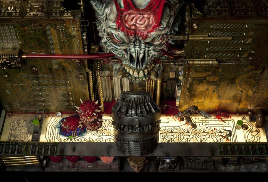 Το υπέρτατο γλυπτό του Doom II προς πώληση για 6.000$!