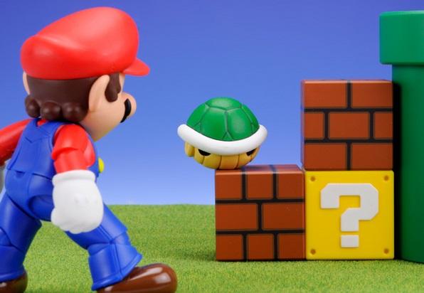 [ΕΛΗΞΕ] ΔΙΑΓΩΝΙΣΜΟΣ με φιγούρα Mario (+ σετ σκηνικών)