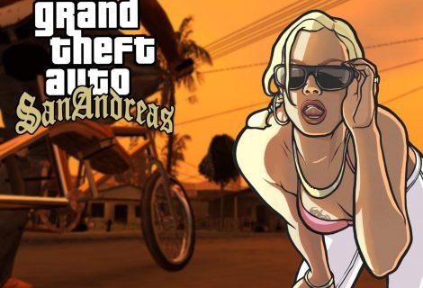 Το GΤΑ: San Andreas έχει επέτειο 10 χρόνων και η Rockstar γιορτάζει!