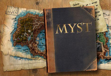 To θρυλικό Myst μεταφέρεται στην μικρή οθόνη!