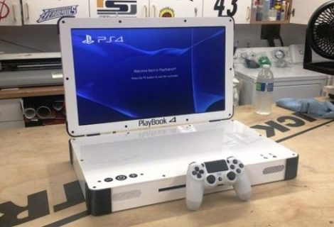 PlayBook 4. Η gaming laptop εκδοχή του PlayStation 4!