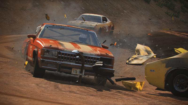 Wreckfest… Καταστροφικά διασκεδαστικό racing από την Bugbear!