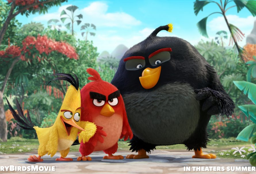 O Peter Dinklage στην ταινία Angry Birds!
