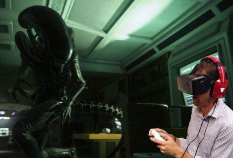 Gamers ενεργοποιούν το Oculus VR στο Alien: Isolation!