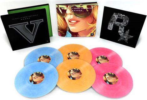 H Rockstar κυκλοφορεί μία limited συλλογή με τη μουσική του GTA V!