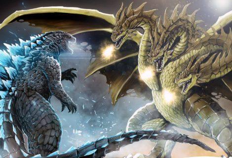 Επικό trailer για το νέο Godzilla game!